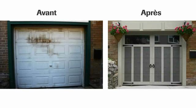 Remplacer porte de garage par porte de service blog de for Porte de service pour garage